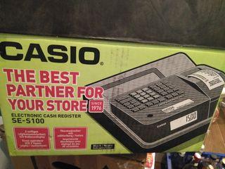 caja registradora Casio se-s100