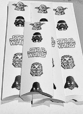 Cubertería Star Wars