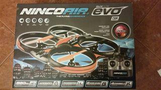 DRON NINCOAIR QUADRONE EVO CAM