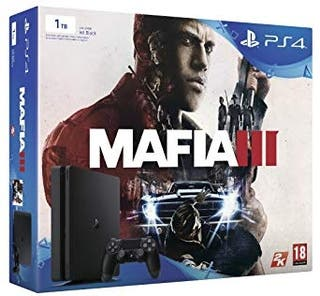 PlayStation 4 Slim (PS4) 1TB - Consola +