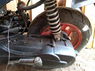 scooter Hyosung 49