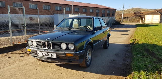 BMW Serie 3 1983