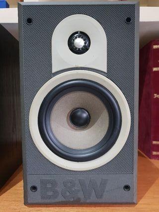 Altavoces B&W DM 550
