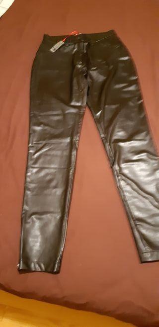 Pantalón de vinilo