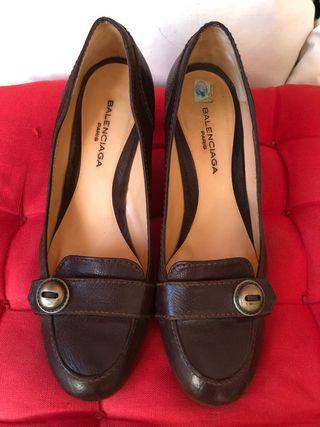 Zapatos autenticos
