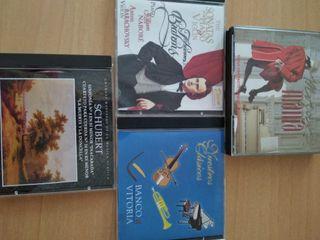cd's variados música clásica