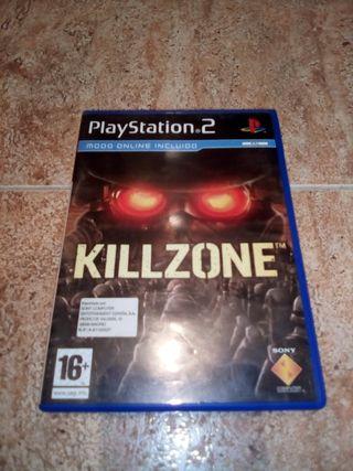 Juego Killzone ps2