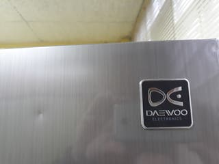 nevera doble daewoo