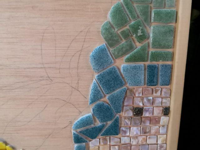 cuadro de azulejo