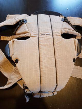 mochila portabebes