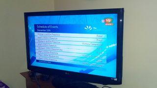 "Televisor LG 42"" HD"
