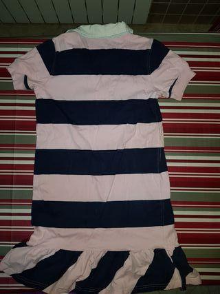 vestido ralph lauren (original)