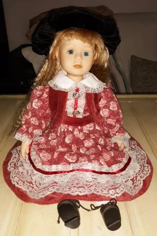 Muñecas de Porcelana