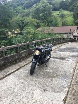 Honda CBF600 N