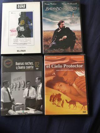 Peliculas variadas. DVD.Nuevas. Retractiladas.