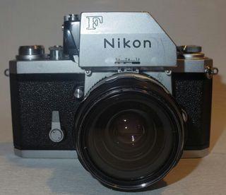 Cámara réflex, objetivo - Juego (3) - Nikon // Nik