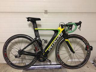 Bicicleta triatlón-Specialized Shiv