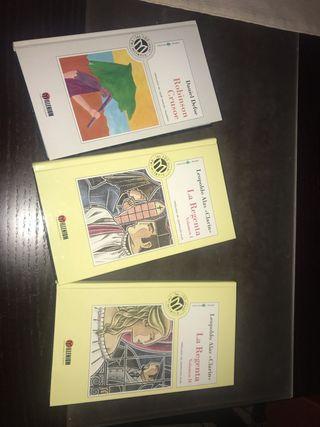 Tres interesantes libros