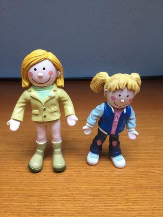 Muñecos Imaginarium Amanda family