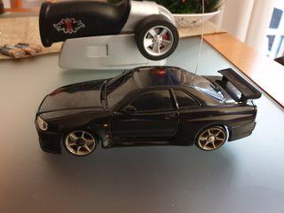 Nissan Skyline GTR R34 XMods RC