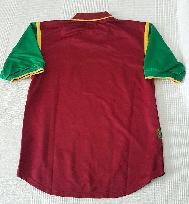Camiseta oficial Portugal