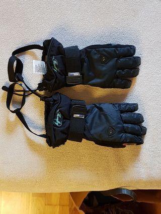 guantes esqui
