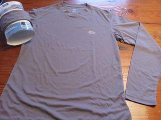 camiseta termica