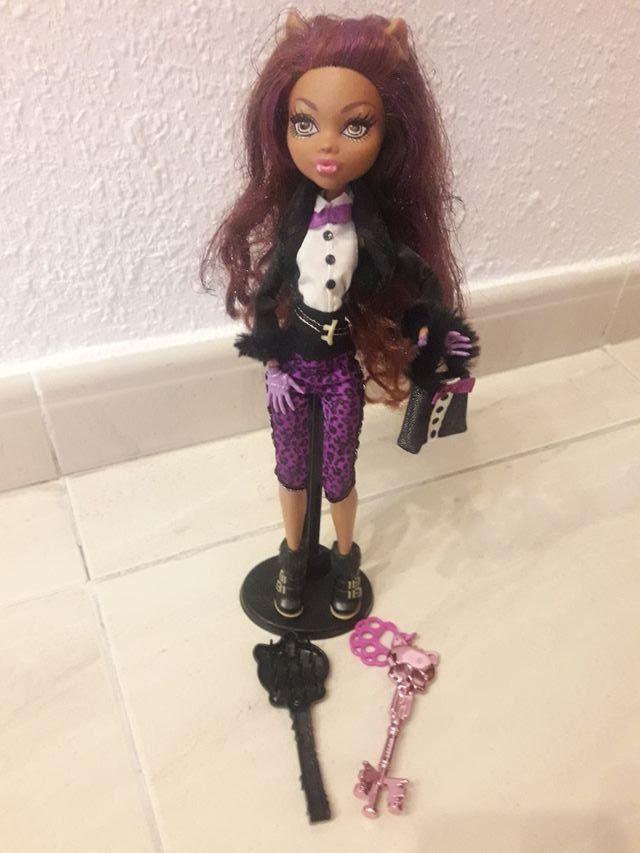 Monster High Loba De Fiesta De Segunda Mano Por 10 En