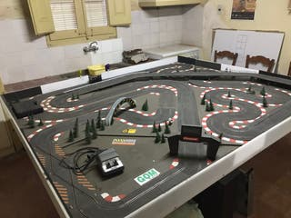 Circuit Scalextric