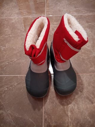 botas de nieve quechua