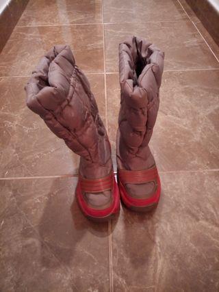 botas de nieves adidas