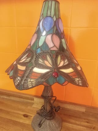 Lampara estilo Tiffany