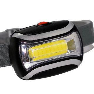 Linterna Frontal polivalente con caja