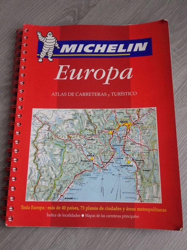 Mapa Europa De Segunda Mano Por 4 En A Coruna En Wallapop