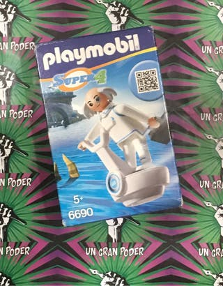 PLAYMOBIL DOCTOR X (SUPER 4) CLIC