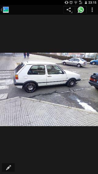 Volkswagen Golf Mk2 Serie 2 1991