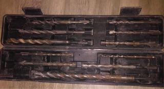 Caja de brocas