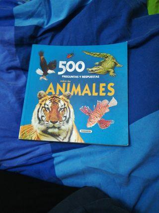500 preguntas i respuestas sobre los animales
