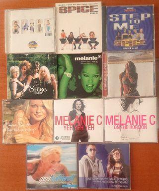 Spice Girls CDs Single Promocional Pepsi IMPORTADO