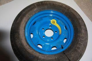 rueda de repuesto SsangYong Rexton de 16 pulgadas
