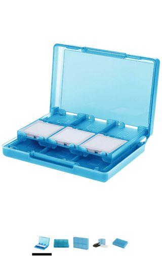 Caja para cartuchos Nintendo 3DS. Nueva