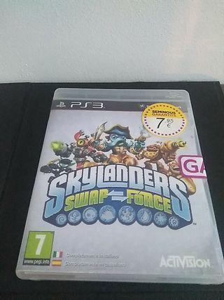 juego Skylanders swap force