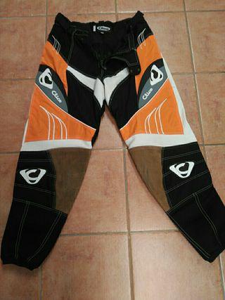 pantalón enduro motocross cross nuevo