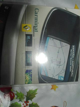 Dvd Navegador Carminat Navigation,España y Portuga