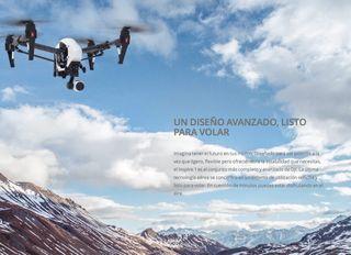 DRONE INSPIRE 1 +3 BATERIAS NUEVO A ESTRENAR
