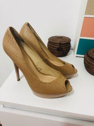 zapatos Mango, segunda mano