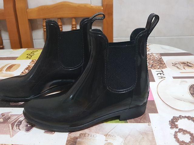 Botas de agua.Talla 37