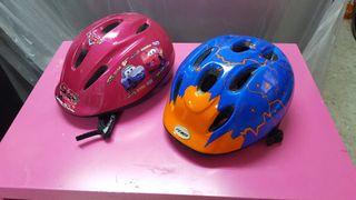 casco para bicicleta