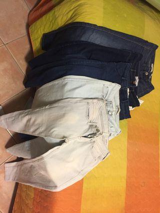 Pantalones jeans slim fit