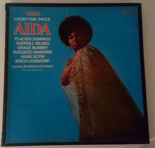 AIDA Giuseppe Verdi / Leontyne Price